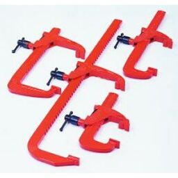 Carver Rack Clamps