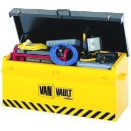 Secure Power Tool Storage