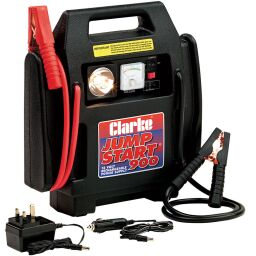 Battery Chargers and Starters
