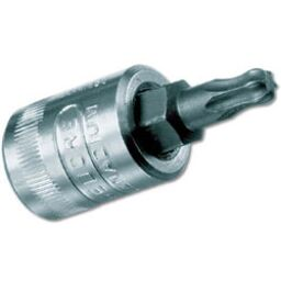 """Gedore 1/4"""" Drive Male Ball Ended Torx Socket"""