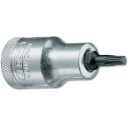 "Gedore 1/2"" Drive Male Torx Socket"