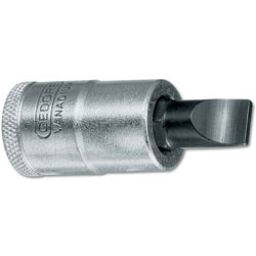 """Gedore 1/2"""" Drive Male Slotted Bit Socket"""
