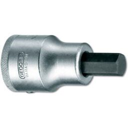 """Gedore 3/4"""" Drive In-Hex Socket"""