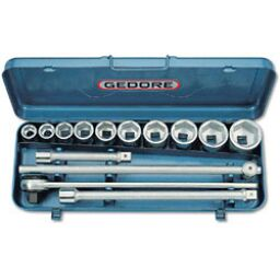 """Gedore 3/4"""" Square Drive Socket Sets"""