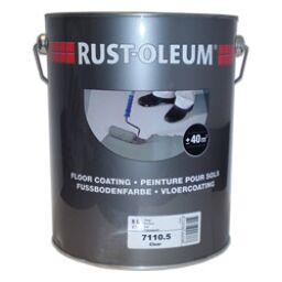 Rustoleum Floor Paint