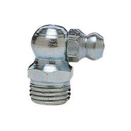 UNF Threads Steel Hydraulic Nipples