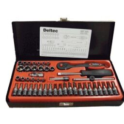 Socket Sets 1/4""
