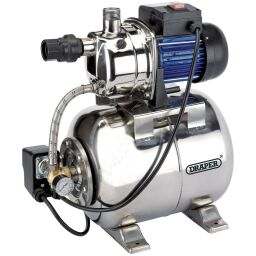 Surface Mounted and Booster Pumps