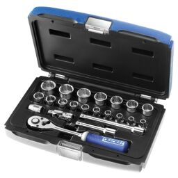 Socket Sets 3/8""
