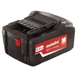 Metabo Batteries