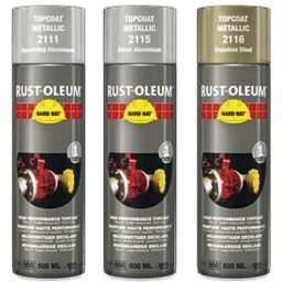 Rustoleum Metallic Topcoats
