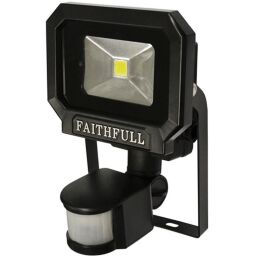 Domestic Floodlights and Outdoor Lighting