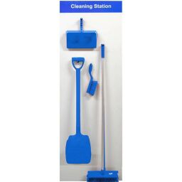 Shadow Board Cleaning Stations
