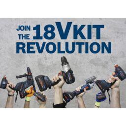 Bosch 18v Kit Revolution
