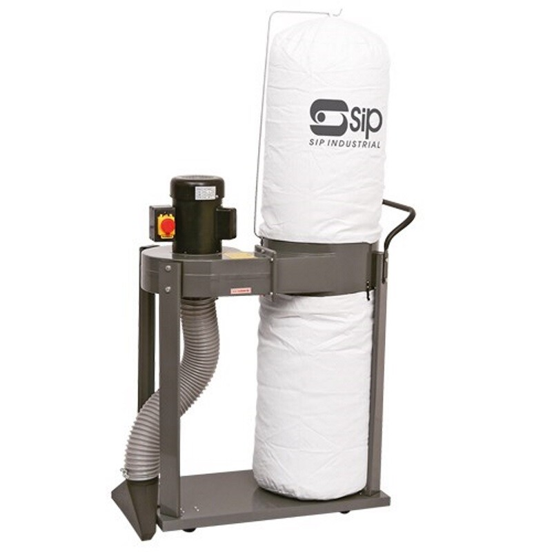 Sip 01952 1 0hp Dust Collector 240v