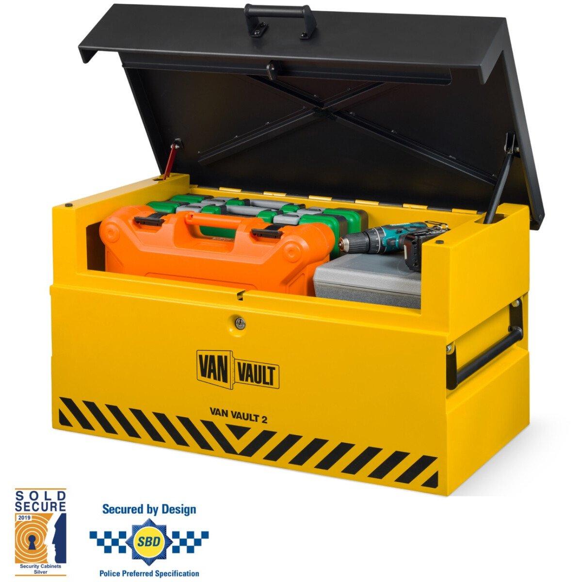 Lawson-HIS Van Vault 2 Storage Chest for Vehicles