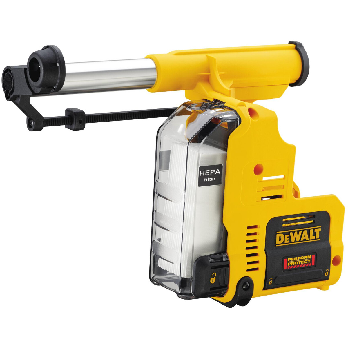 Dewalt Dust Extractor >> Dewalt D25303dh 18v Body Only Cordless Dust Extraction System