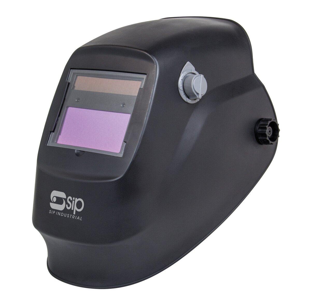 SIP Meteor 2185 Electronic Welding & Grinding Headshield  02883