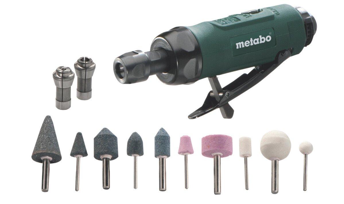 Metabo DG25SET Air Die Grinder Set