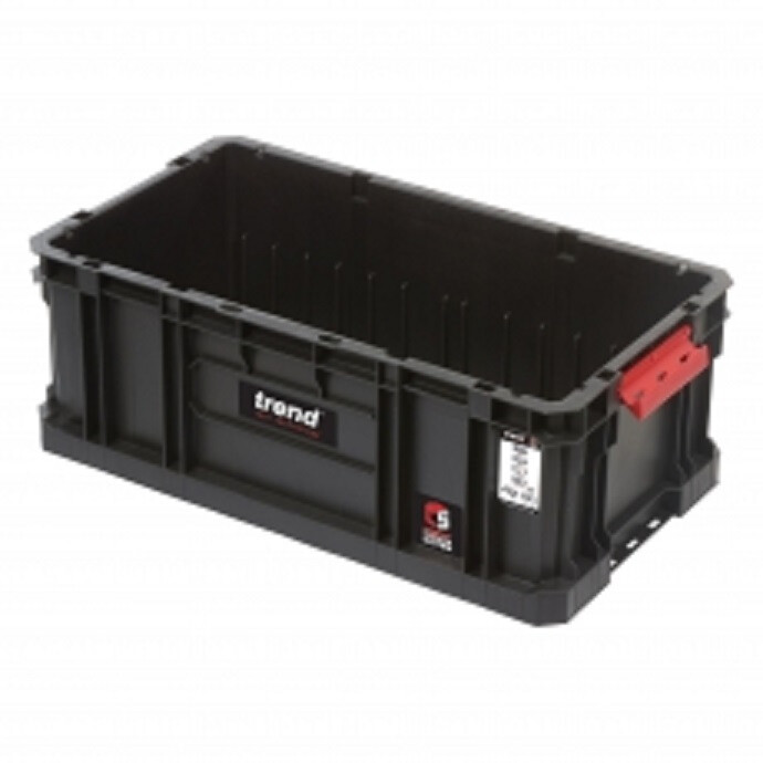 Trend MS/C/200T Modular Storage Compact Tote 200mm
