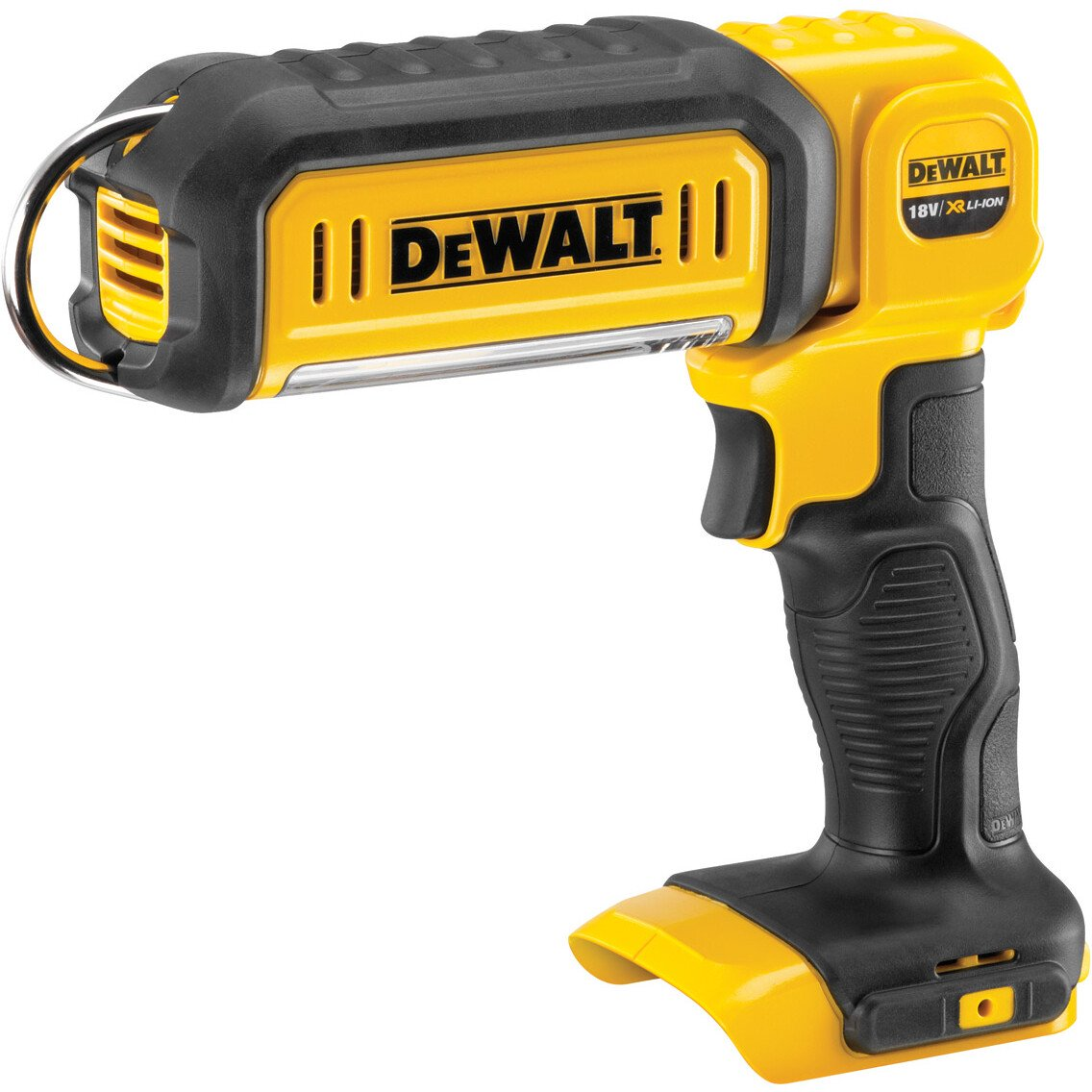 DeWalt DCL050 Body Only 18V XR Handheld LED Worklight