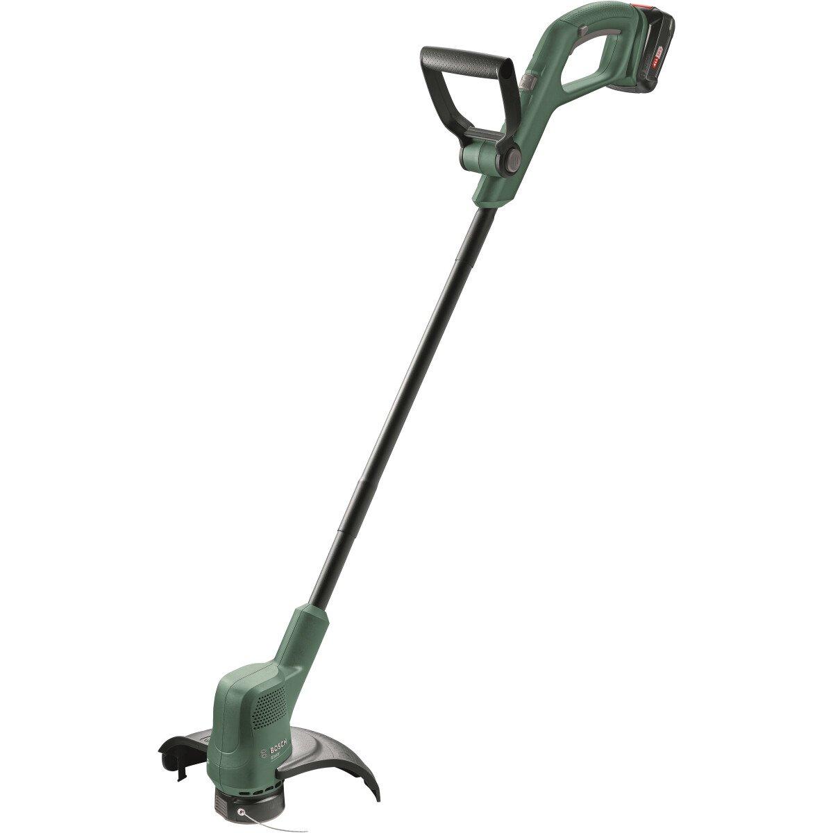 Bosch EasyGrassCut 18-26 18v Cordless 26cm Grass Trimmer (1 x 2.5ah)