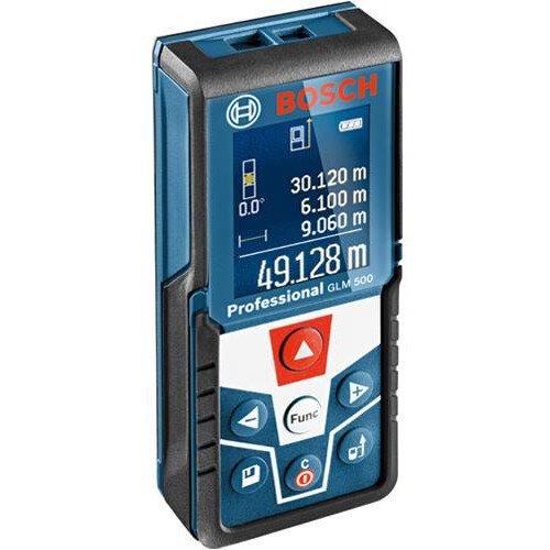 Bosch GLM500 Digital Laser Measure Rangefinder & Inclinometer