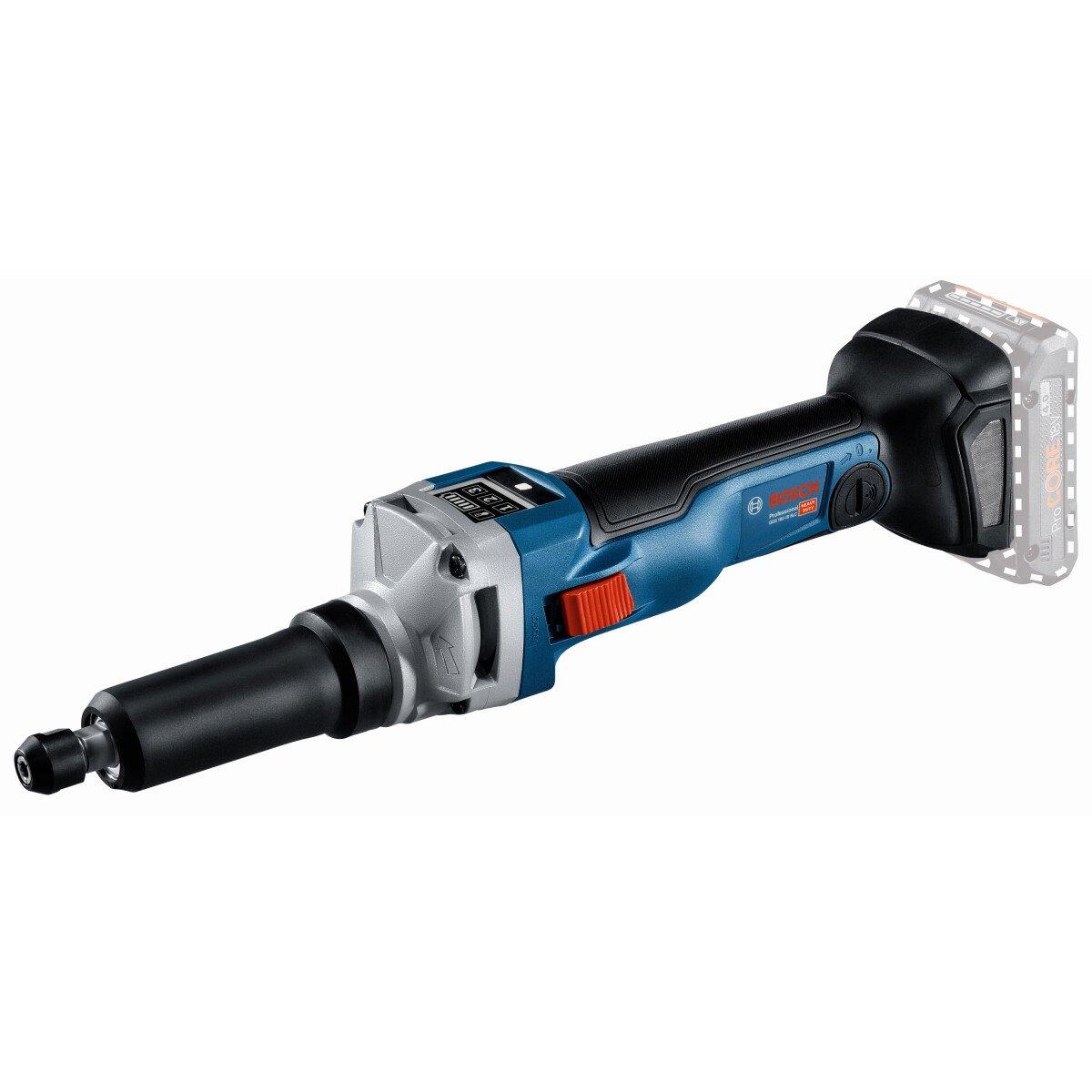 Bosch GGS 18 V-10 SLC 18v Body Only BRUSHLESS Straight Grinder in L-Boxx
