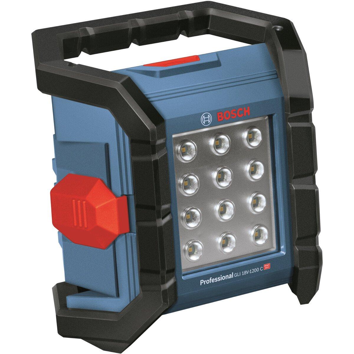 Bosch GLI 18V-1200 C 14.4V/18V Body Only Floodlight in Carton