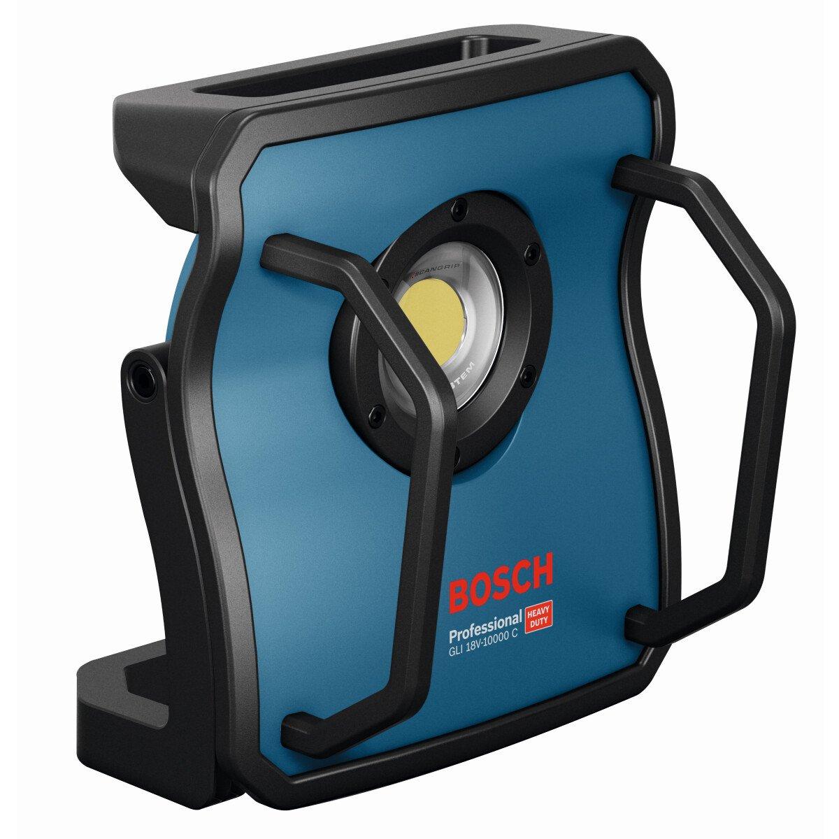 Bosch GLI 18V-10000 C 18v Body Only Floodlight Connection Ready in Carton