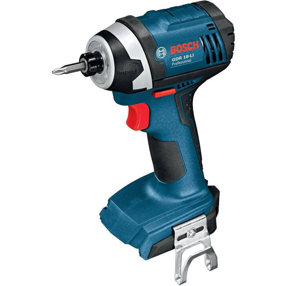 Bosch GDR 18 LIN Body Only 18V Light Series Impact Wrench in Carton