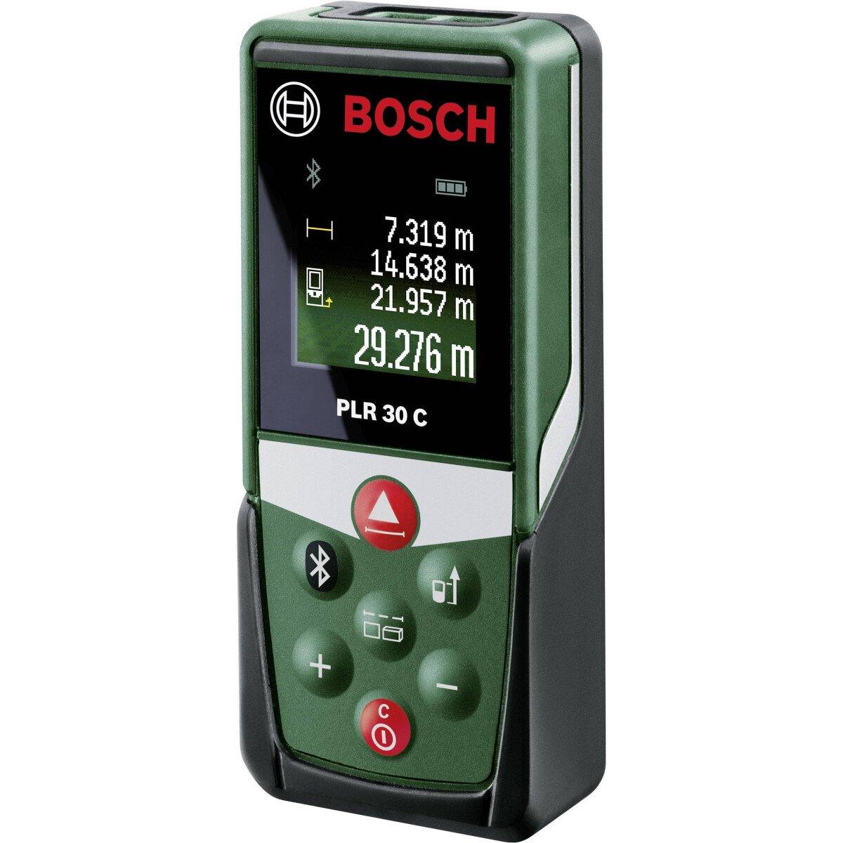 Bosch PLR 30 C Digital Laser Measure 30m