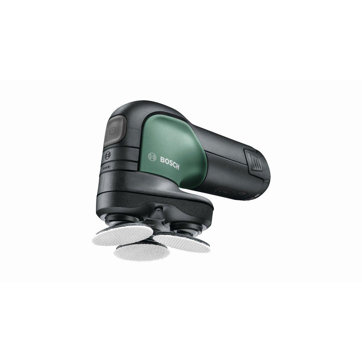 Bosch EasyCurvSander 12 12V Disc Sander / Polisher (1x2.5ah)