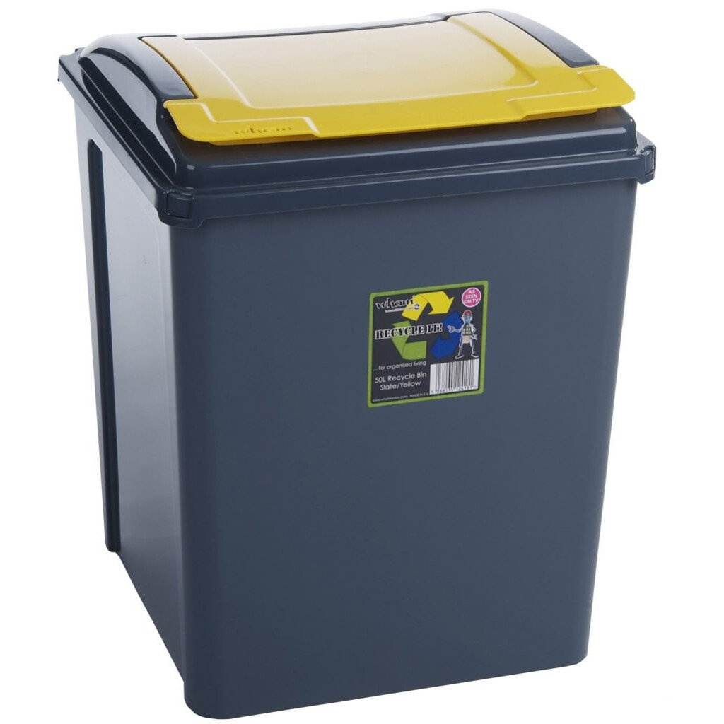 What More 50L Recycle-It Bin - Pallet of 96