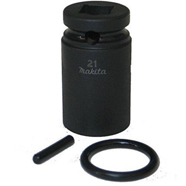 Makita 134833-2 21x52mm Impact Socket wirh Pin & O Ring