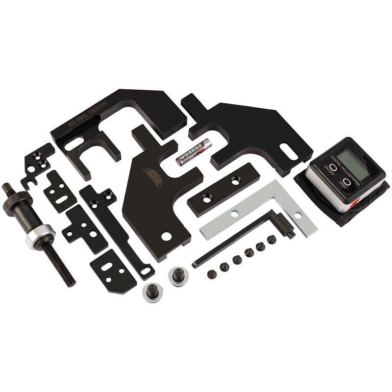 Draper 16240 Etk133 Chain Engine Locking Kit Bmw Mini Citroen