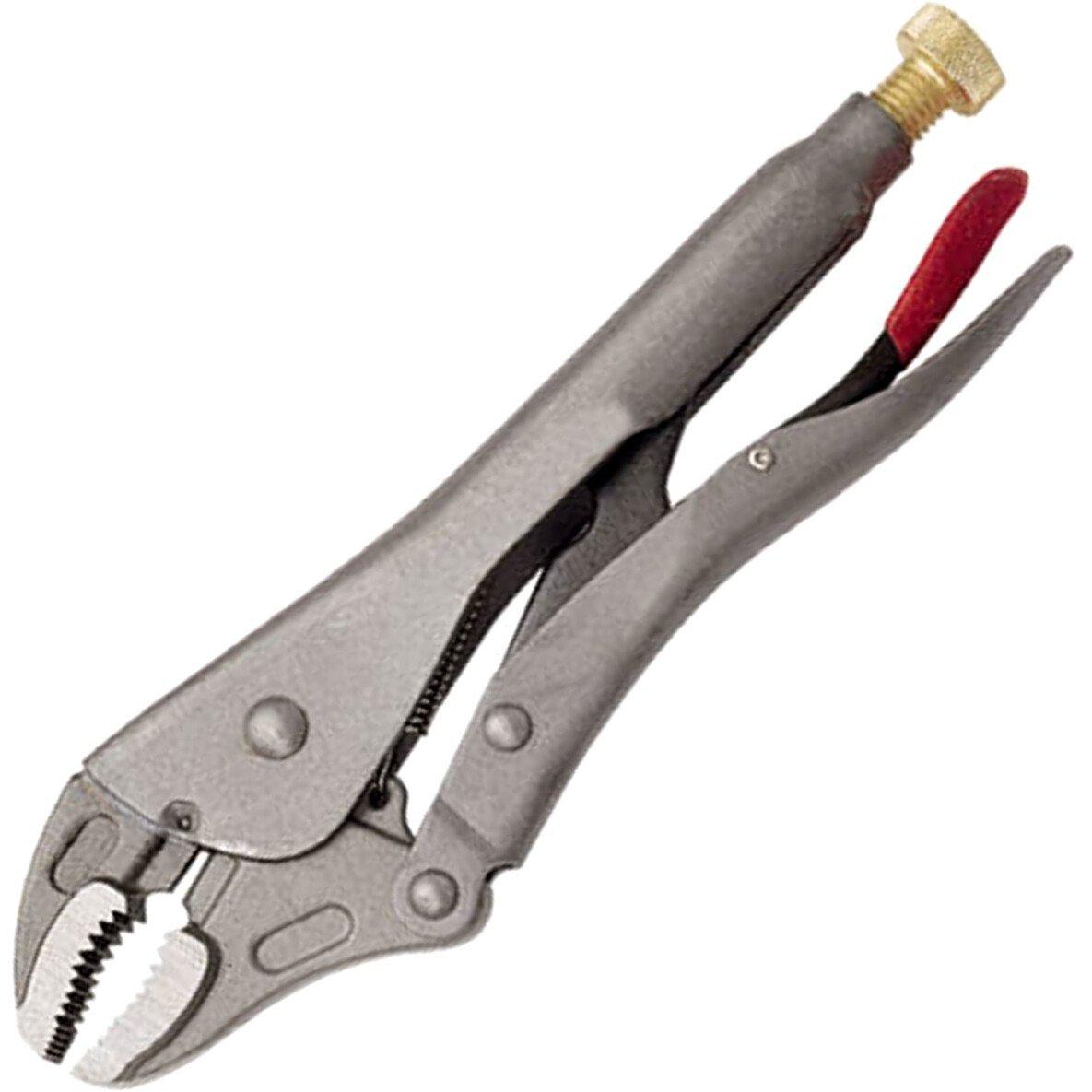 "Clarke PRO105 10"" Curved Jaw Locking Pliers 1700505"