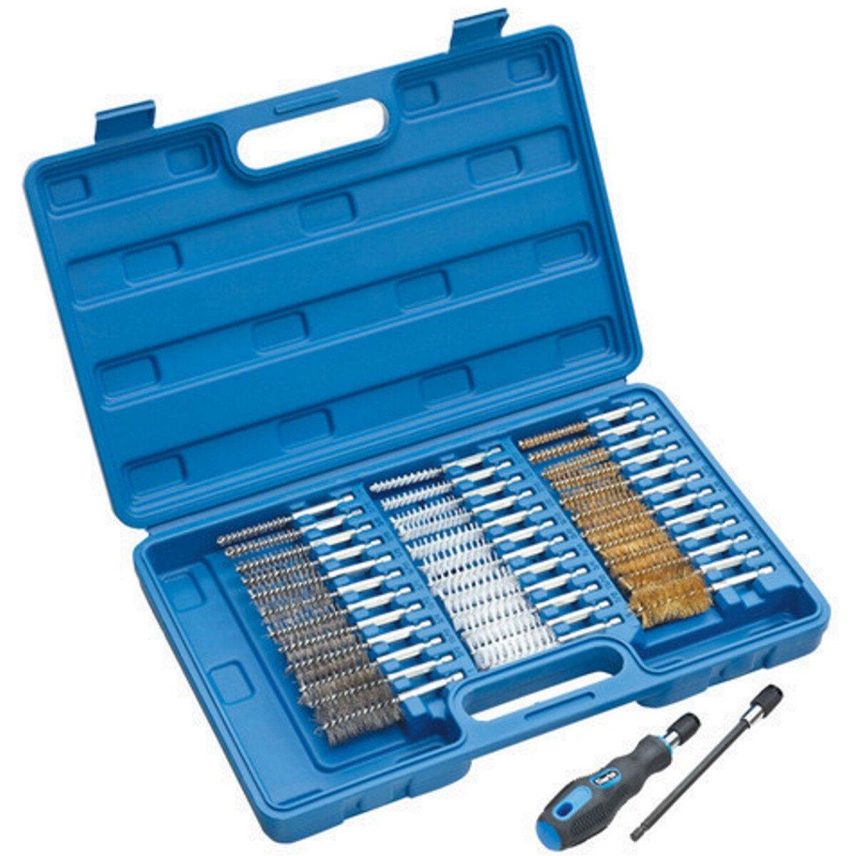 Clarke CHT688 38 Piece Wire Brush Set 1801688