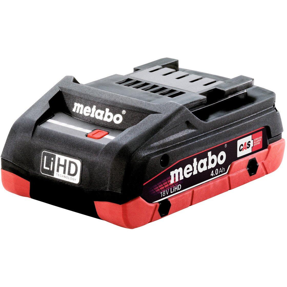 Metabo 625367000 18v 4.0Ah LiHD Battery