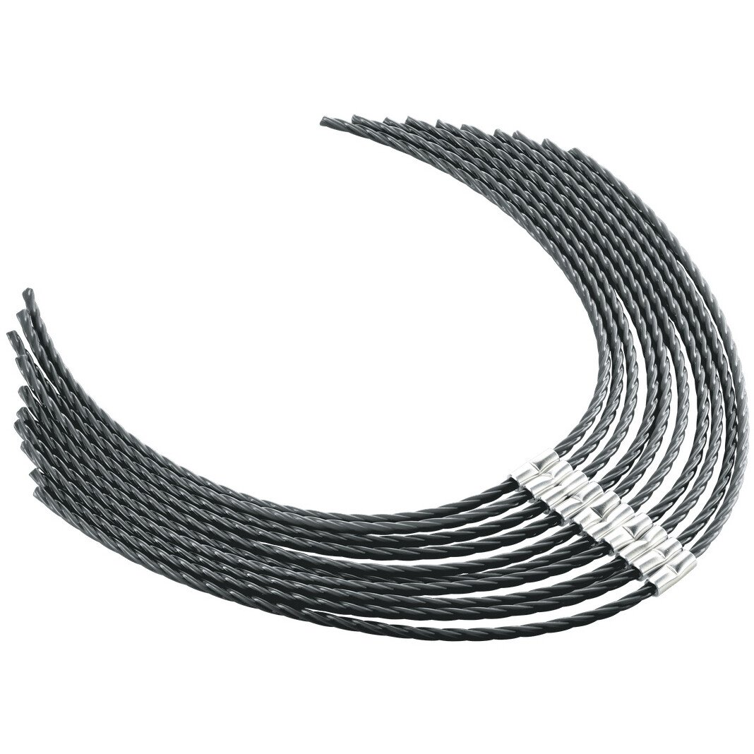 Bosch F016800431 Replacement Lines in Refill Pack (10pcs) for AFS 37cm