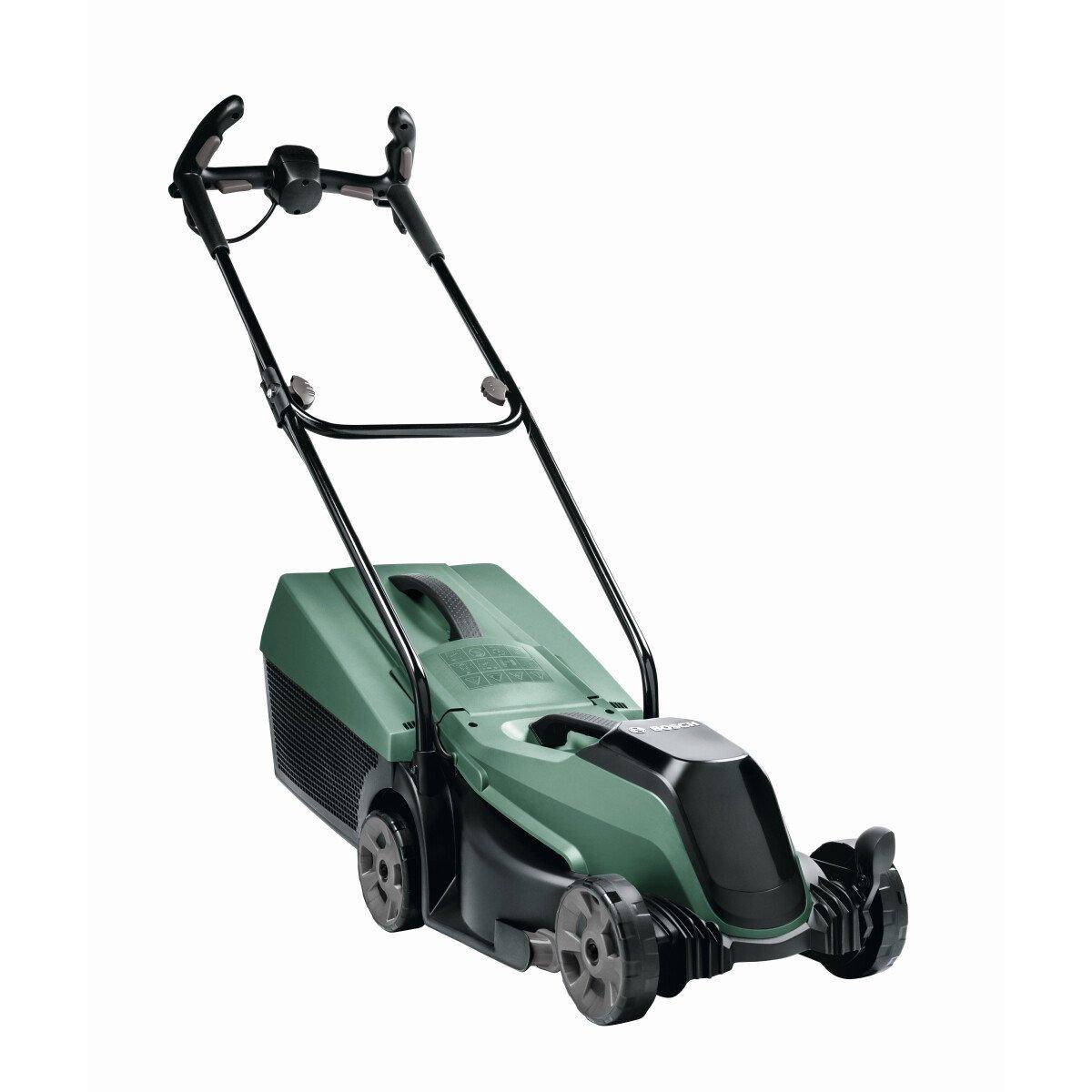 Bosch CityMower 18 18V Body Only 32cm Lawnmower for Effortless Urban Gardening