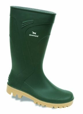 V12 Footwear VW060 Downland Green Non-Safety Wellington Boots