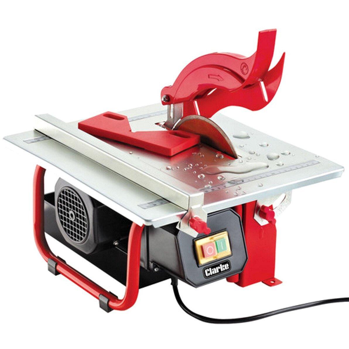 Clarke ETC8 450W Electric Tile Cutter 230v 3400515