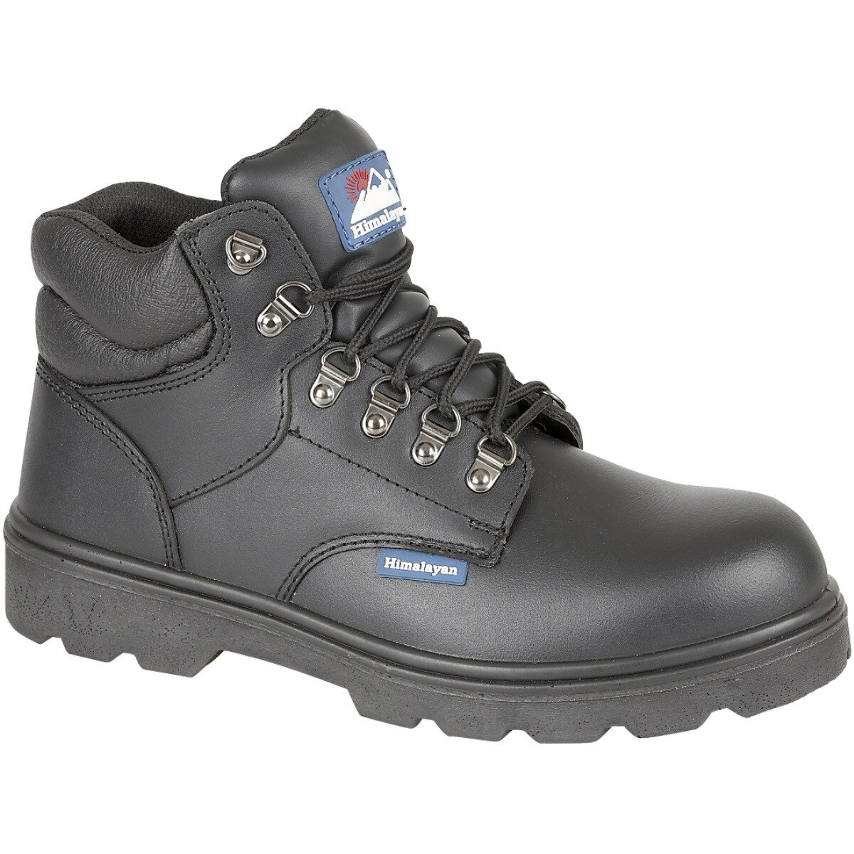 Himalayan 5220 Fully Waterproof Safety Black Boot S3 SRC