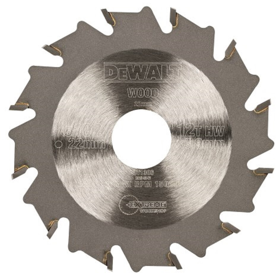 DeWalt DT1306 Biscuit Jointer Blade 102mm