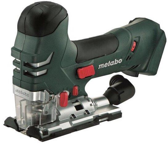 Metabo STA18LTX140 Body Only 18v Li-ion Cordless Body Grip Jigsaw with Metaloc Carry Case