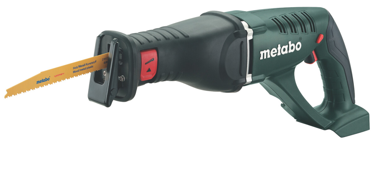 Metabo ASE18LTX-CARCASS Body Only 18V Reciprocating Saw