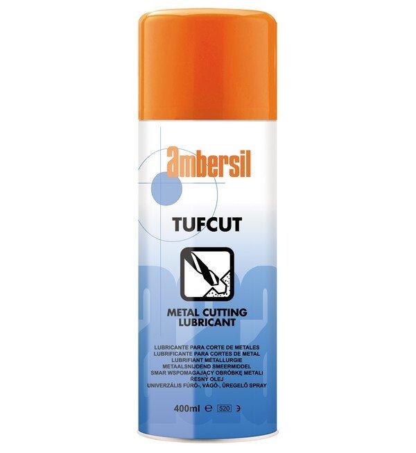 Ambersil 31579 Tufcut Spray Metal Cutting Lubricant 400ml (Pack of 12)