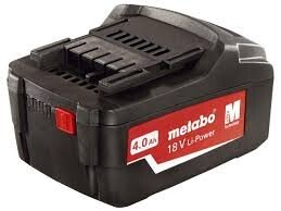 Metabo 625591000 18v - 4.0Ah Li-ion Battery