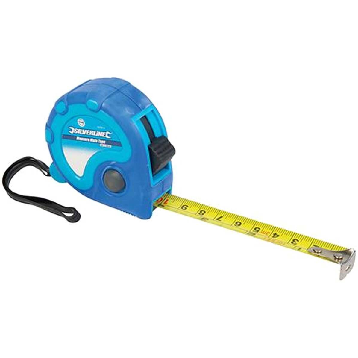Silverline 633625 Measuring Mate 3 Metre Tape Measure